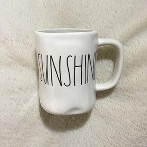 💗SOLD💗 Rae Dunn LL SUNSHINE Ceramic Mug NWT New